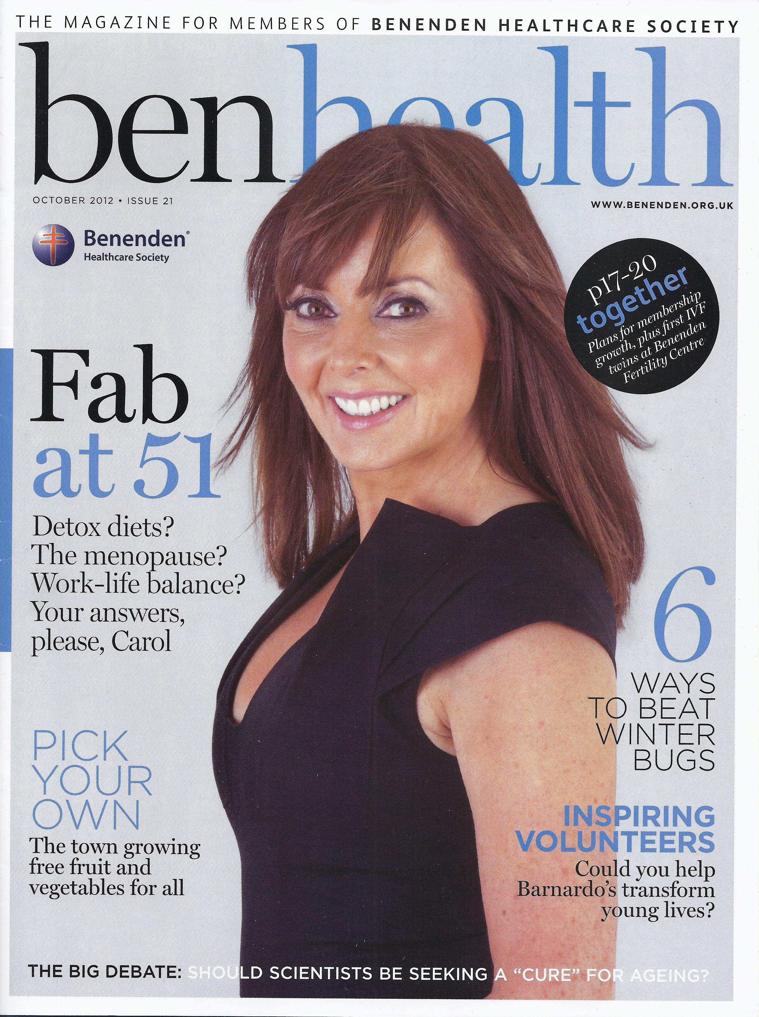 Ben Health mag 2011
