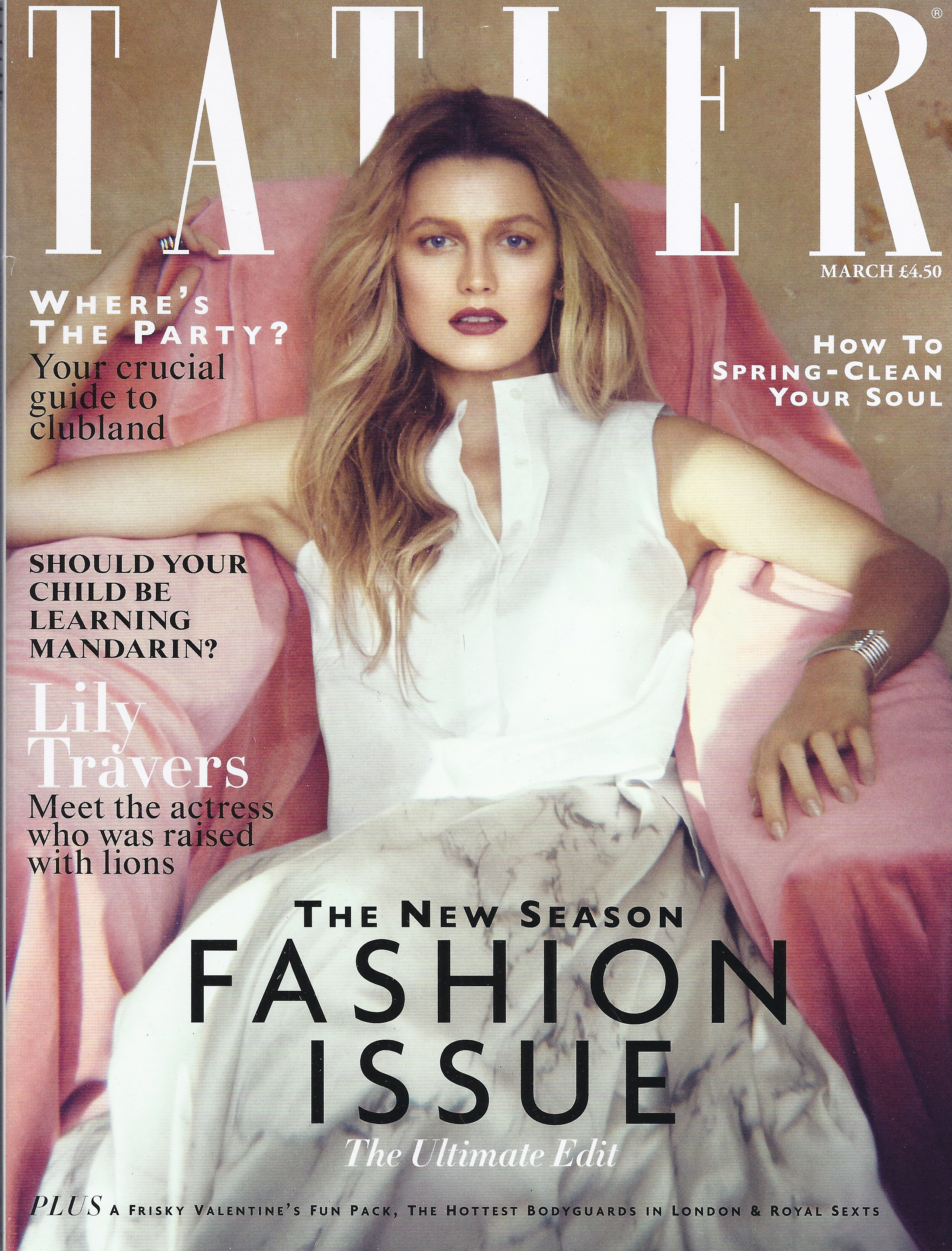 Tatler March 2016