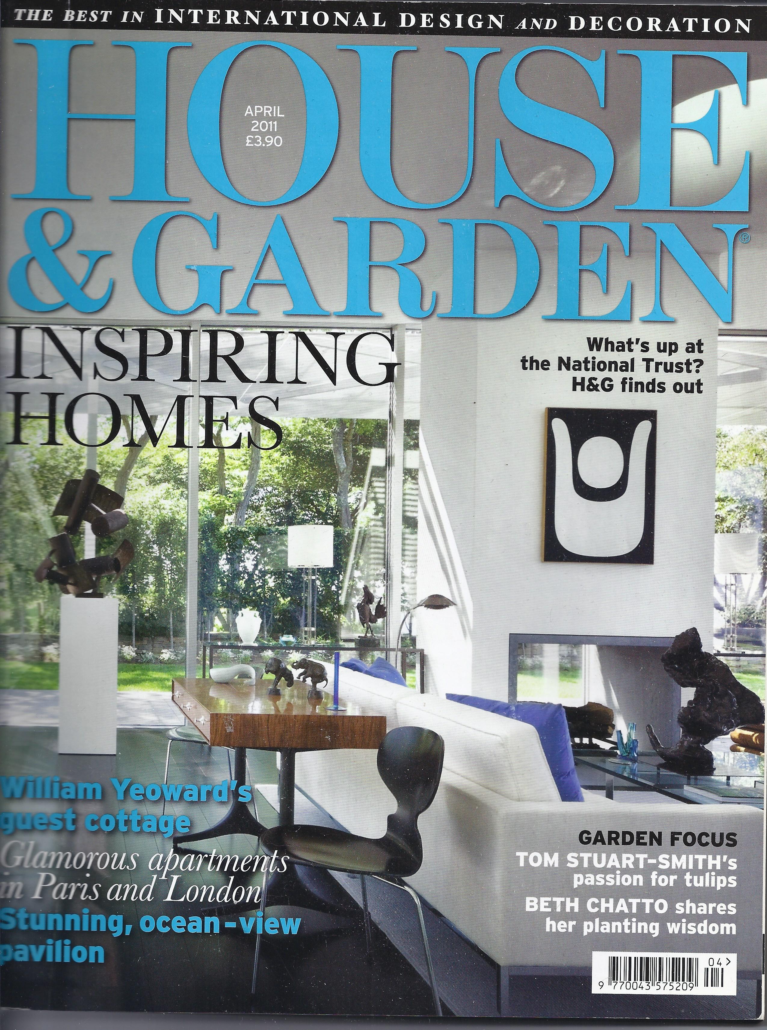 House & Garden 2011