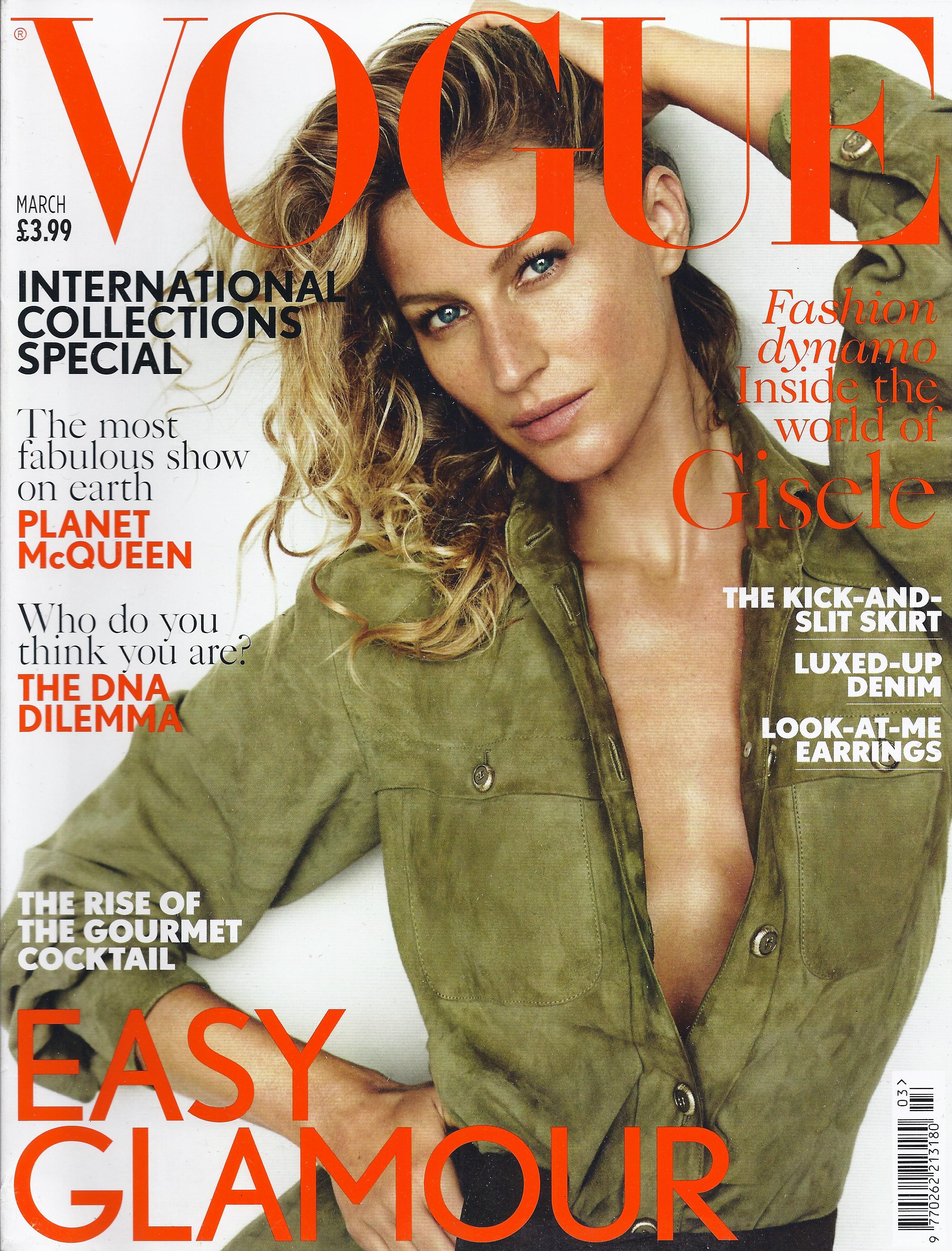 Vogue March 2015